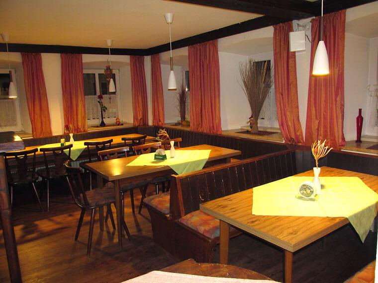 Bistro von Hensel's Kochbar in Wald